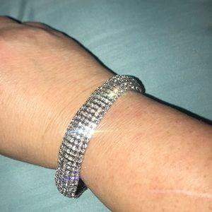 New Beautiful Rhinestone Bracelet
